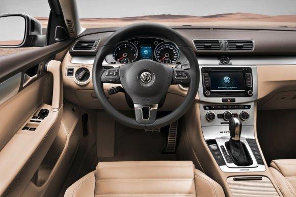 Volkswagen presenta el Passat Alltrack