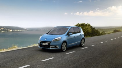 Renault Scenic y Grand Scenic 2012