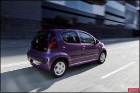 Se filtran los renovados Citroën C1 y Peugeot 107