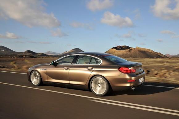 BMW Serie 6 Gran Coupé, precio para España