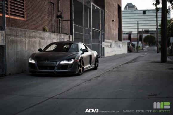 ADV.1 pone zapatos nuevos a tu Audi R8