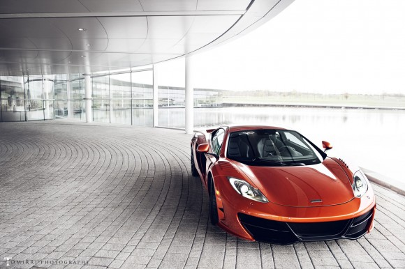 McLaren NP4-12C High Sport, nuevas fotos de gran calidad