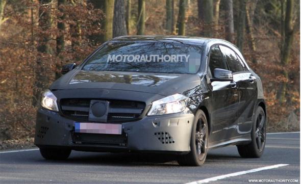 Mercedes A25 AMG
