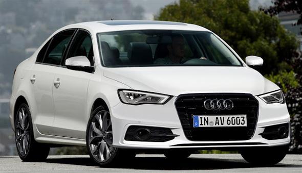 Audi A2 [1]