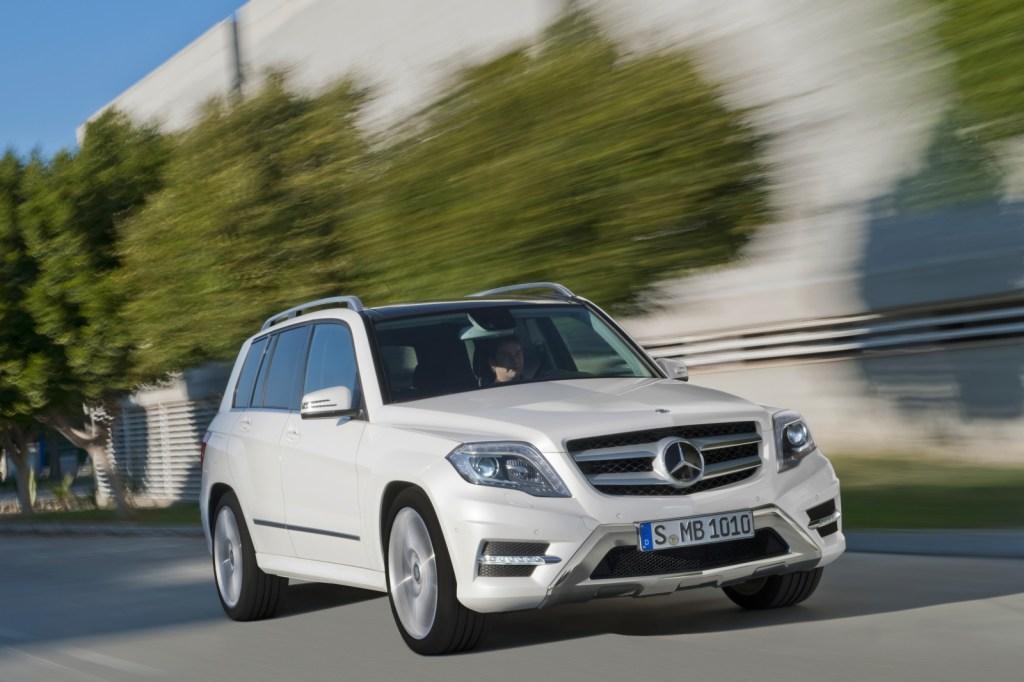 El próximo Mercedes GLK llegará en 2015