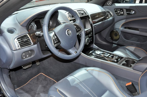 Ginebra 2012: Jaguar XKR Artisan Edition