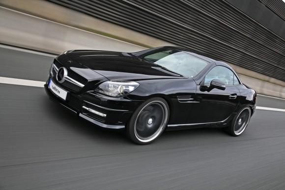 Väth pone a punto tu nuevo Mercedes SLK 350