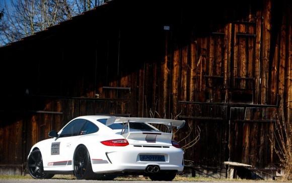 Sportec se atreve con el Porsche 911 GT3 RS 4.0