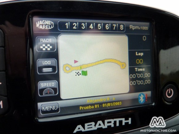 Prueba Abarth 500C 140 caballos (parte 2)