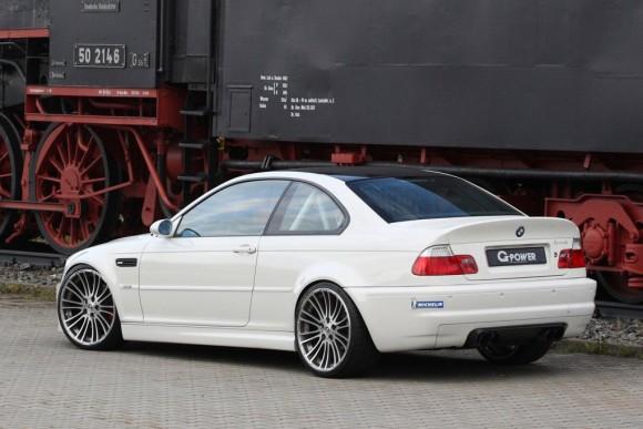 BMW M3 E46 por G-Power