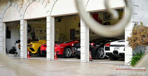 California, cuna de uno de los garajes más bonitos del planeta