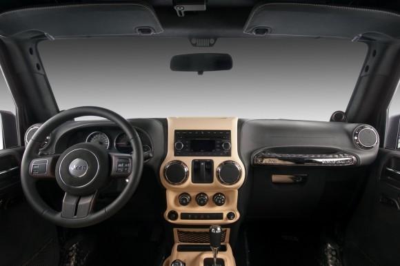 Vilner se atreve con el Jeep Wrangler