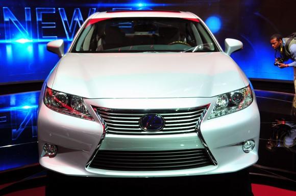 Nueva York 2012: Lexus ES