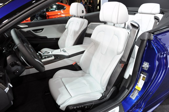 Nueva York 2012: BMW M6 Convertible