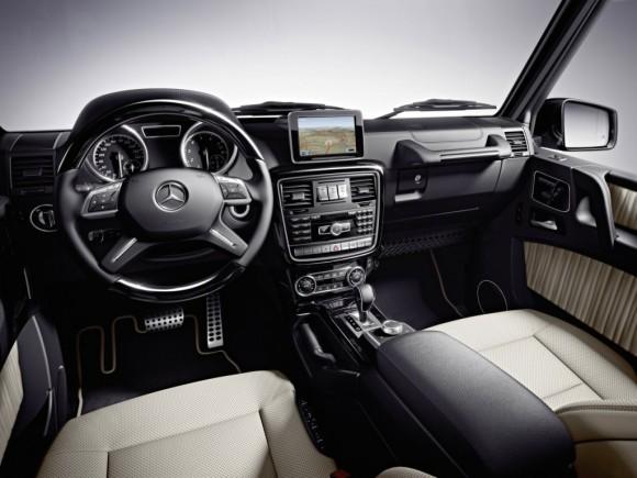Mercedes G65 AMG, la bestia enseña los dientes
