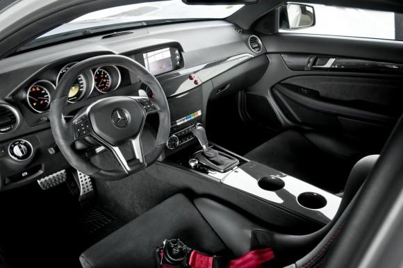 Mercedes C63 AMG Black Series, nuevo coche de seguridad para el DTM