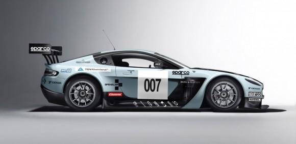 Aston Martin anuncia su presencia en las 24 Horas de Nürburgring
