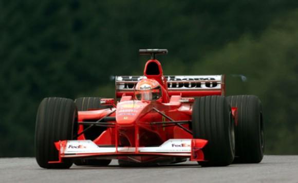 Venden un Ferrari 625 TRC Spider por 5 millones de euros