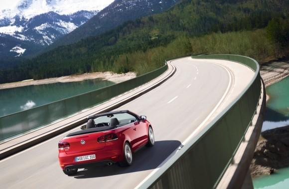 Volkswagen pone precio al Golf GTI Cabriolet en España