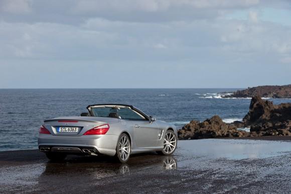 Mercedes pone precio al SL63 AMG en España