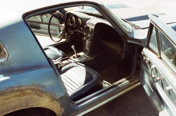 A la venta el Corvette de 1967 de Neil Armstrong
