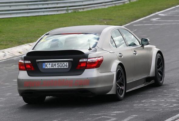 Toyota Motorsport GmbH, el equivalente a AMG para Lexus