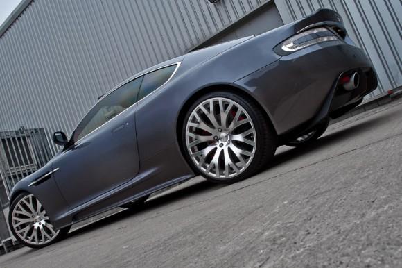 Aston Martin DBS por A.Kahn