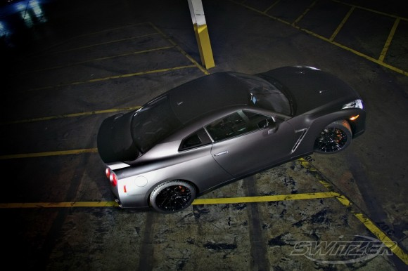 Nissan GT-R Ultimate Street Edition