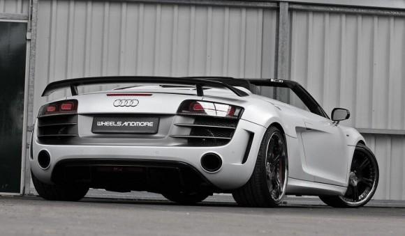 Audi R8 GT Spyder por Wheelsandmore