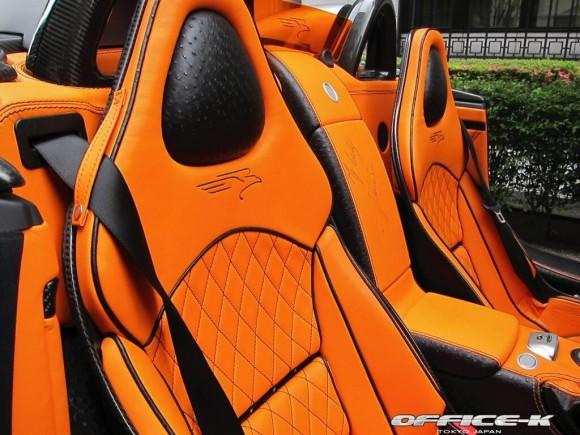 FAB Design SLR Roadster, oscuro objeto de deseo