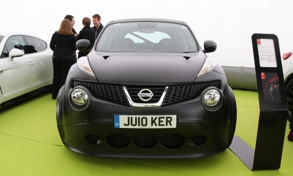 GoodWood 2012: Nissan Juke-R