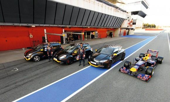 Renault Megane R.S. Red Bull Racing RB 7