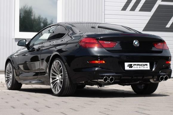 Prior Design nos muestra su BMW Serie 6