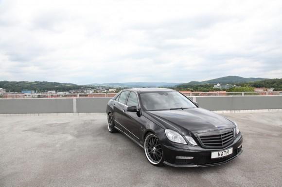 Väth V50S, un Mercedes E500 muy especial