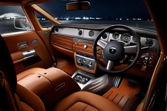 "Rolls-Royce Phantom Coupé ""Aviator"""