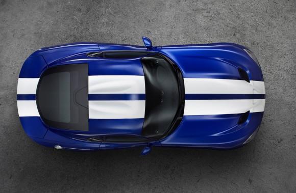 SRT presenta el Viper GTS Launch Edition