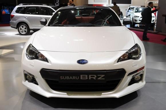 París 2012: Subaru BRZ XT Line Concept