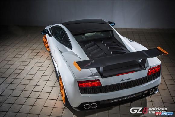 Lamborghini Gallardo LP550-2 GZ8 Edizione Limitada