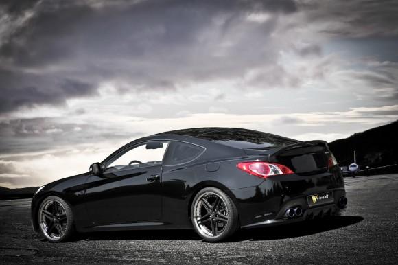 Schmidt Revolution se atreve con el Hyundai Genesis Coupé V6