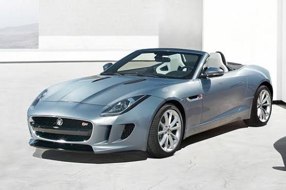 Filtradas las primeras imágenes del Jaguar F-Type