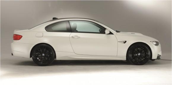 BMW anuncia un M3 2013 Frozen en rojo, blanco y azul
