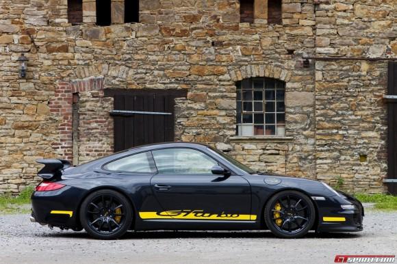 Porsche 911 GT3 GTurbo