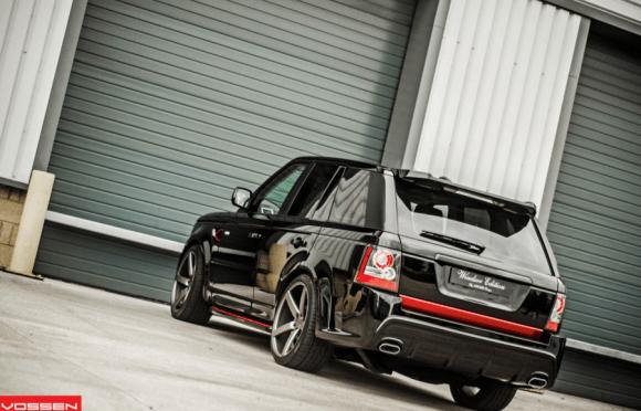 Range Rover Sport Windsor Edition
