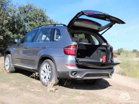 Prueba BMW X5 xDrive40d 306 caballos (parte 1)