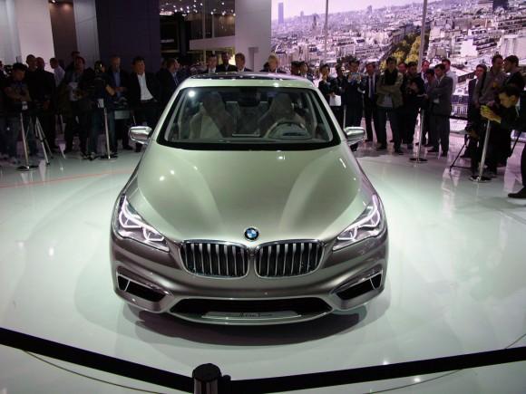 París 2012: BMW Concept Active Tourer