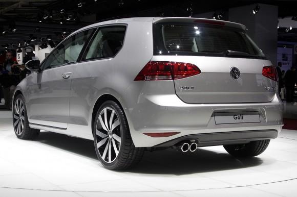 París 2012: Volkswagen Golf VII