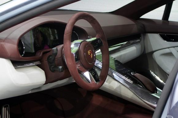 París 2012: Porsche Panamera Sport Turismo Concept