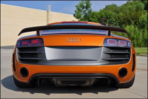 Underground Racing se atreve con el Audi R8 V10 GT