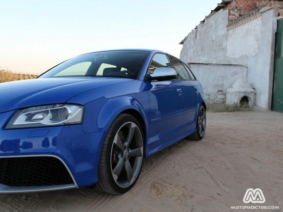 Prueba Audi RS3 (parte 1)