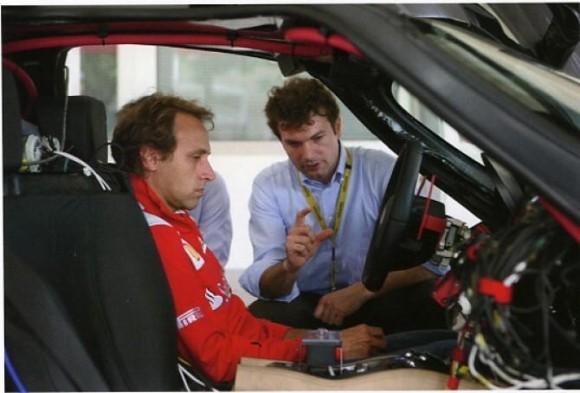 Ferrari F70, nuevas fotos y datos